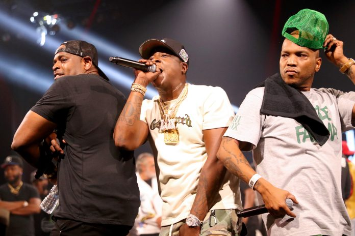 Jadakiss Speaks On How The LOX Ended Up Working With Kanye West