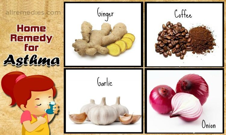 Top 28 Natural Home Remedies for Asthma Attack