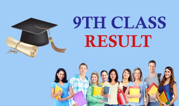 Matric SSC part 1 9th Class result for exams 2020