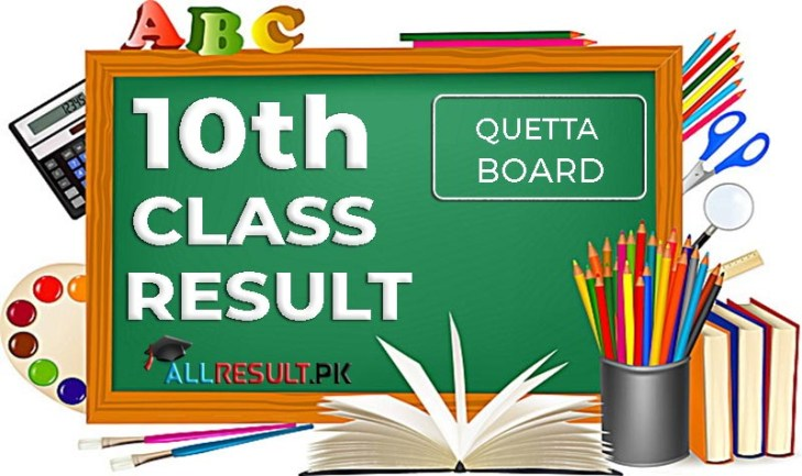 BISE Quetta Board 10th Class Result 2020 Check online SSC Part 2 Result 2020
