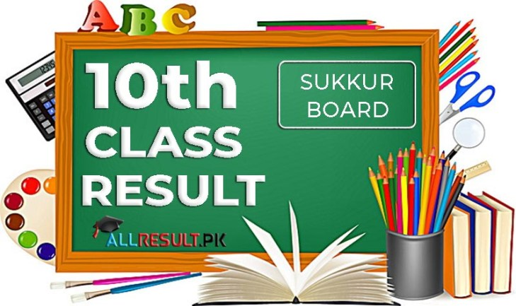 Check online BISE Sukkur Board 10th Class Result 2020