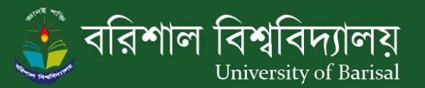 Barisal university admission circular 2014-15 www.barisaluniv.edu.bd