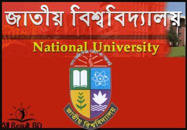 National University masters part 1 exam routine 2012 Nu.edu.bd