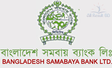 Bangladesh Samabaya bank limited job circular Result 2014