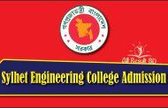 Sylhet Engineering College Admission Circular 2017