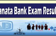 Janata Bank Written Exam Result Date- Seat Plan Admit Card 2017