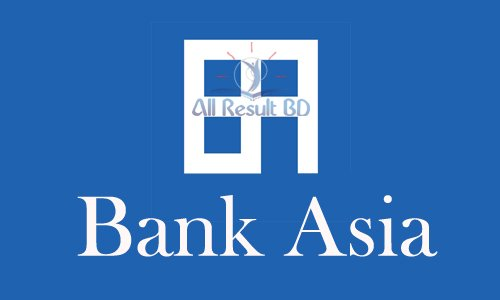 Bank Asia Ltd Job Circular 2016 Trainee Officer
