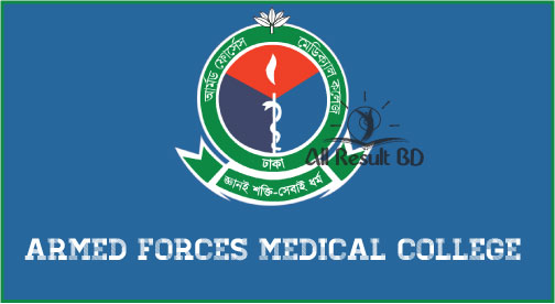 Armed Forces Medical College Admission Notice 2016-17