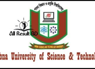 Pabna University of Science & Technology Admission
