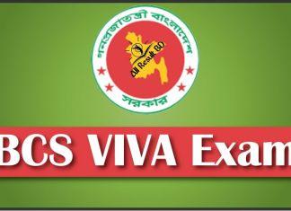 BCS VIVA Exam