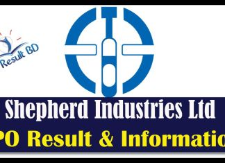 Shepherd Industries Ltd IPO Result