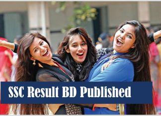 SSC Result 2018 Published