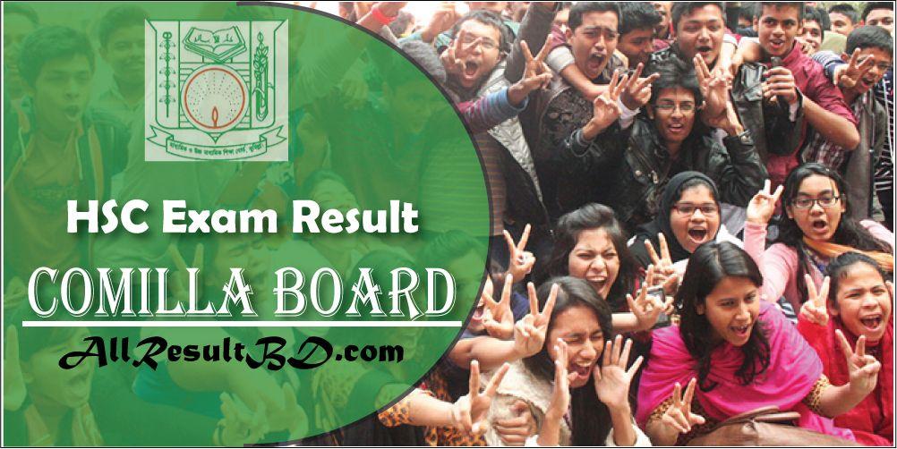 Comilla Board HSC Exam Result 2017 Fast Download