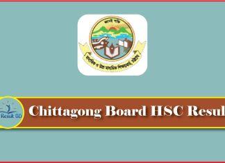 Chittagong Board HSC Result