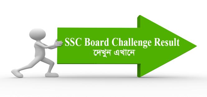 SSC Board Challenge Result 2020