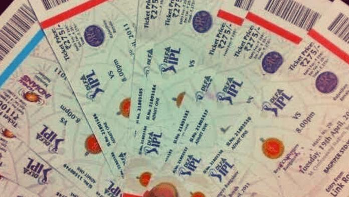 IPL Tickets