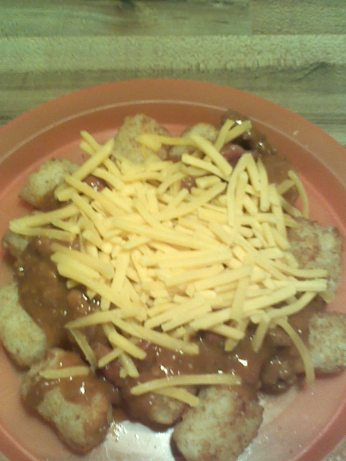 Top with lots of cheese!