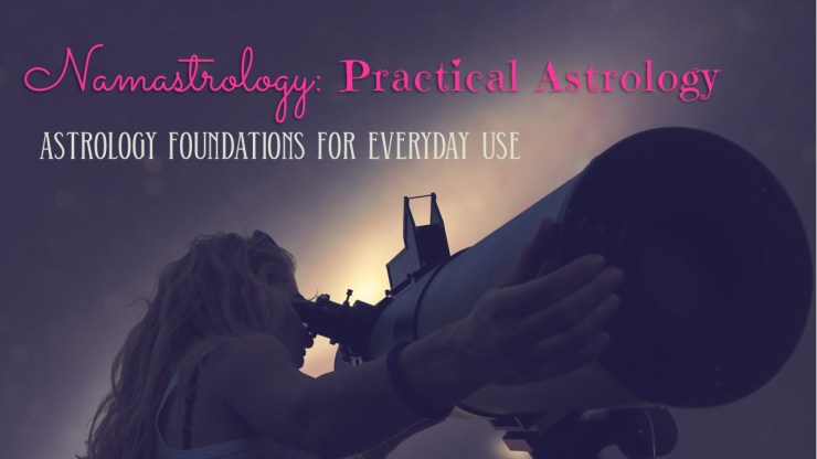 Practical Astrology Online Banner