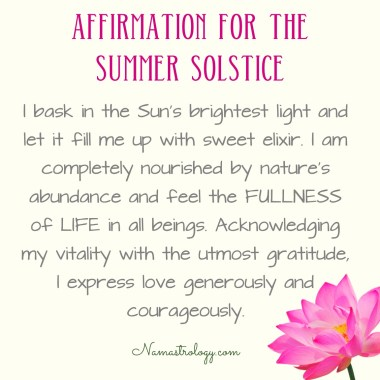 Summer Solctice 2019