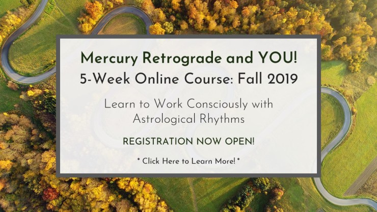 Fall Mercury Rx 2019 Course Banner