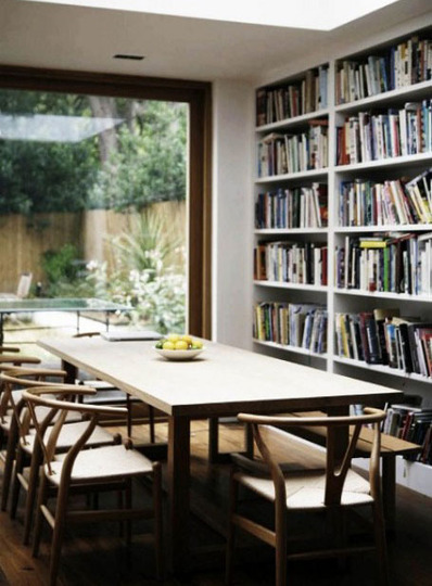 Home Libraries For The Book Lovers All Roads Lead To Home