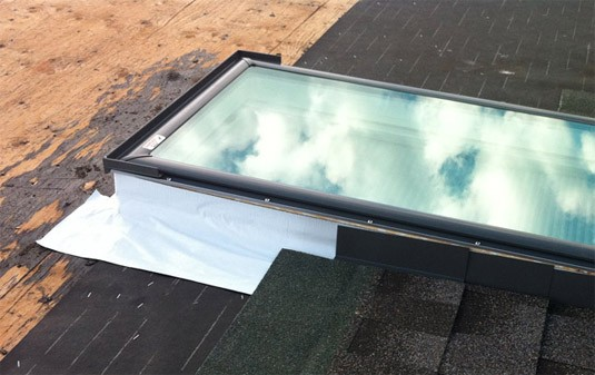Leaky Skylight Repairs