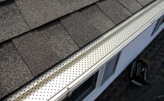 Installing New Gutters Don T Forget Leaf Relief Gutter
