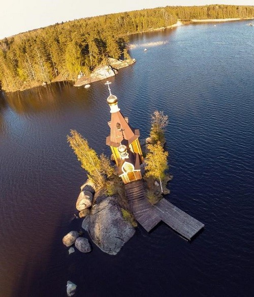 Guinness Record Church in Russia
