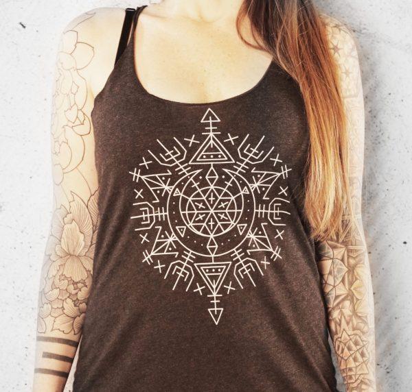 All Sacred | Women's Heron T-Shirt