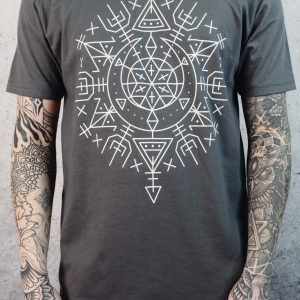 All Sacred | Men's Rune T-Shirt