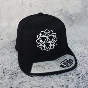 All Sacred | Merkabah Mandala Hat Black 1