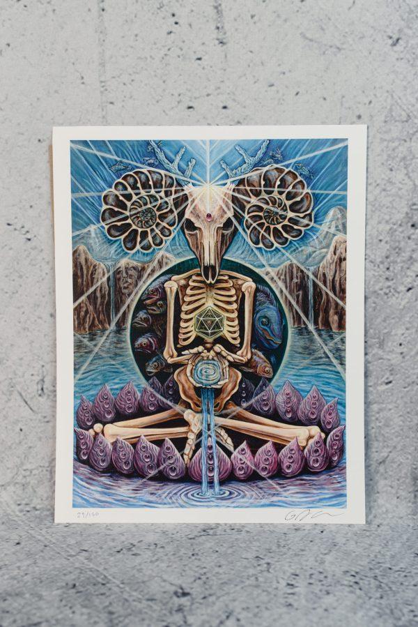 All Sacred | Aries Rhysing Print 5