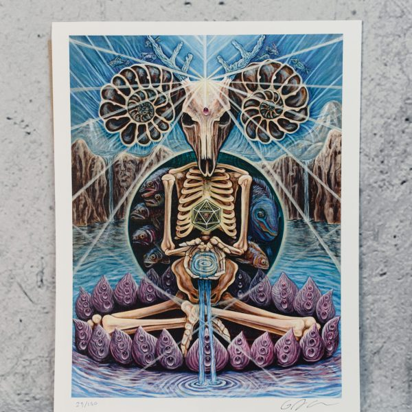 All Sacred   Aries Rhysing Print 5