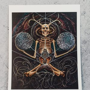 All Sacred | Aries Rhysing Print 6
