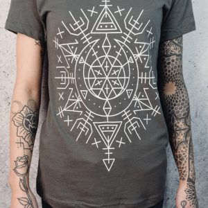 All Sacred | Women's Rune T-Shirt