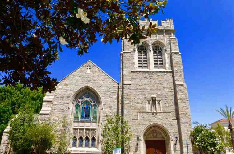Summer at All Saints Church: July & August Preachers/Summer