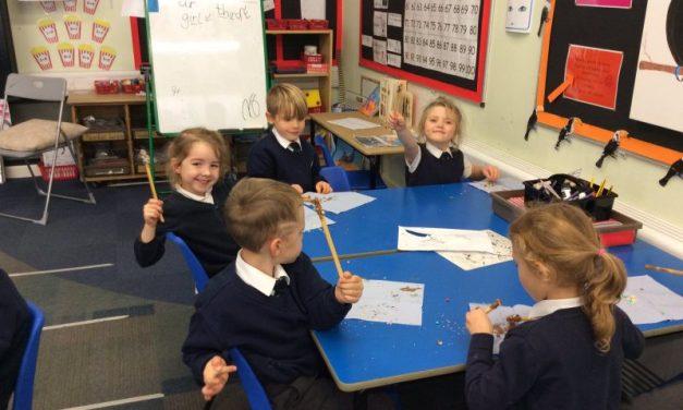 Fabulous Firework Learning!