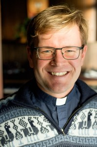 Reverend Dane Neufeld