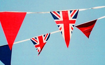 Royal Wedding Celebratory Tea