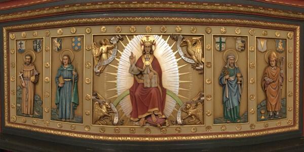 All Saints Festival Eucharist