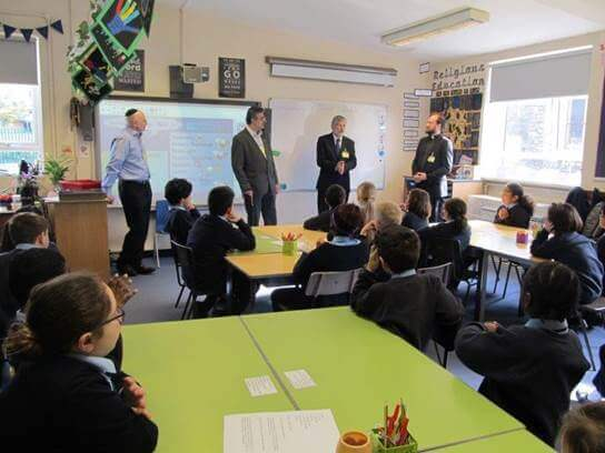 Interfaith Assembly at All Saints' School