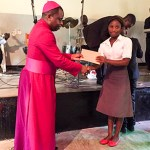 Diocesan scholarship for Likoma Island's first female university student in decades
