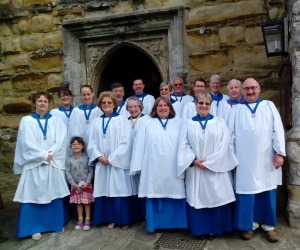 All Saints Choir September 2014