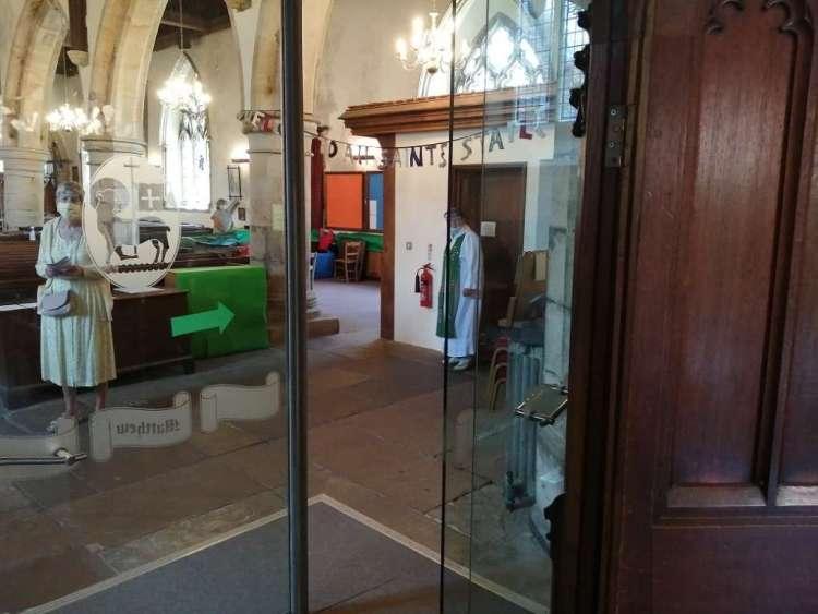 Open Church at All Saints