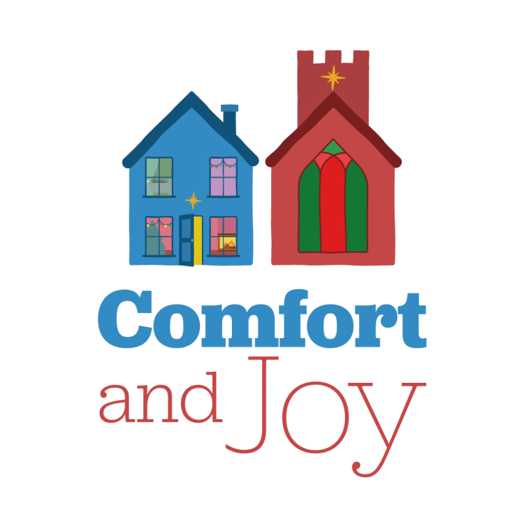 Comfort and Joy logo from the Church of England