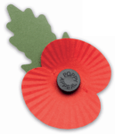 british legion poppy
