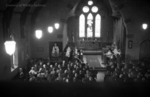 1937 drumhead service
