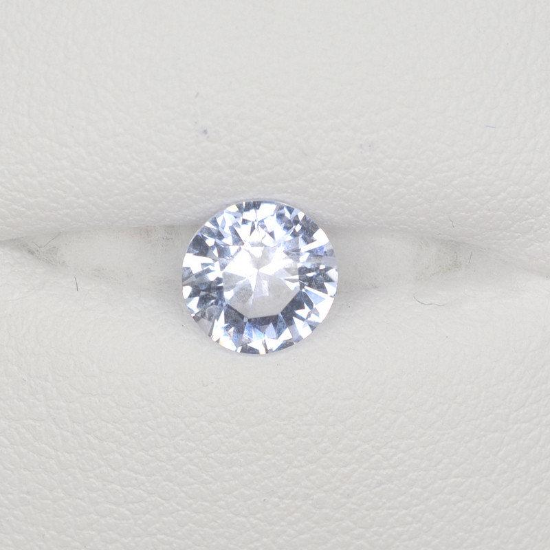 White/blue Sapphire