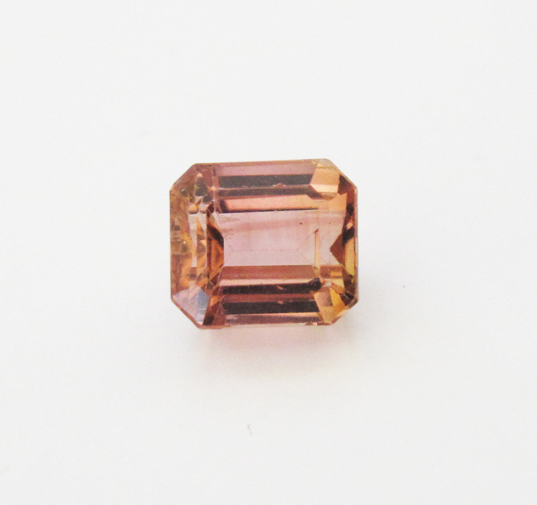 Peach Colour Tourmaline