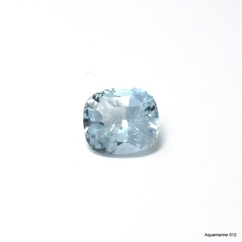 oval Aquamarine